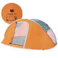 Camping - Camp De Base Tente mixte 2 places Igloo BESTWAY Nucamp Simple Toit INIFUGEE