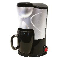 Camping & Camping-Car Cafetiere -Just 4 you- 12V - 170W - 150ml - ADNAuto