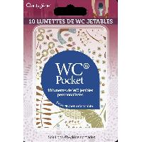 Camping & Camping-Car Protection lunette de toilette nomade WC POCKET