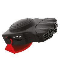 Camping & Camping-Car Ventilateur avec chauffage 12V - 150W - ADNAuto