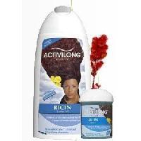 Capillaire Activilong Brillantine Lissante Ricin 125 ml