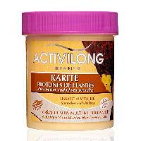 Capillaire Activilong Masque Soin Nourrissant Karite et Proteines de Plantes 200 ml - Ace Delicat