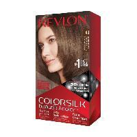 Capillaire COLORSILK Coloration No40 - Chatain cendre moyen - 59.1 ml - Aucune