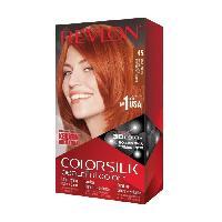 Capillaire COLORSILK Coloration No45 - Auburn brillant clair- 59.1 ml - Aucune