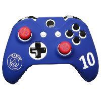 Capuchon Stick Manette Housse de protection PSG Numero 10 Neymar pour manette Xbox One et Xbox One X - Subsonic