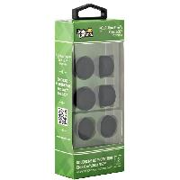 Capuchon Stick Manette Pack de 6 bouchons de protectionUnder Control pour Xbox One et Xbox 360