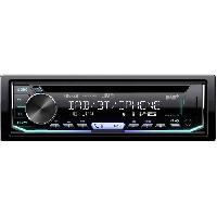 Car Audio Autoradio Bluetooth JVC KD-DB902BT CD USB