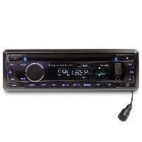 Car Audio Autoradio Bluetooth RCD231BT 4x75W Caliber
