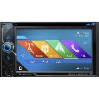Car Audio AutoradioGPS multimedia double DIN CLARION NX405ECDUC TRK