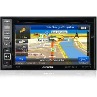Car Audio Autoradio Multimedia Alpine INE-W990BT -> INE-W990HDMI
