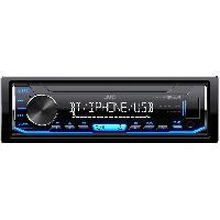 Car Audio Autoradio Numerique JVC KD-X351BT Bluetooth