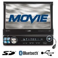 Car Audio Autoradio RMD574BT tactile Caliber