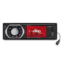 Car Audio Autoradio avec lecteur DVD USB SD AUX - Tuner FM - entree AV - Bluetooth Caliber