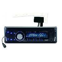 Car Audio Autoradio lecteur USB SD AUX - Tuner FM AM DAB+ sans fil Bluetooth - Sans CD