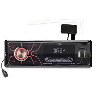 Car Audio CALIBER Autoradio RMD060DAB-BT - Sans CD DAB et BT