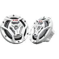 Car Audio Haut-Parleurs JVC CS-DR6201MW Marine 2 voies 16cm 150W