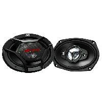 Car Audio Haut-Parleurs JVC CS-DR6940 4 voies 15x23cm 550W