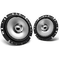 Car Audio Haut-parleurs Kenwood KFC-E1755 double cone 16.5cm 250W -+ KFC-S1756