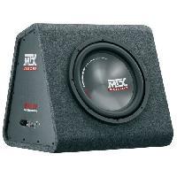 Car Audio MTX Caisson Amplifié RTP12 Classe-D avec Subwoofer Ø30 cm 220 W RMS