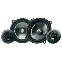 Car Audio MTX Haut-parleur Kit 2 Voies TX250S Ø13 cm 55 W RMS 220 W Peak 4O