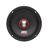 Car Audio MTX Haut-parleur me´dium haute efficacite´ RTX654 - 16.5 cm - 125W