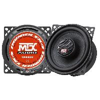 Car Audio MTX Haut-parleurs coaxiaux 2 voies TX440C - 10 cm - 60W