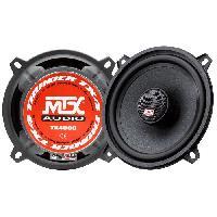 Car Audio MTX Haut-parleurs coaxiaux 2 voies TX450C - 13 cm - 70W