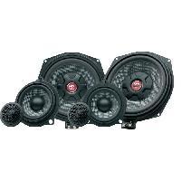 Car Audio MTX Haut-parleurs kit 3 voies TX6BMW - 20 cm - 150W