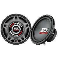 Car Audio MTX Subwoofer RT10-04 Ø25 cm 4O 250 W RMS