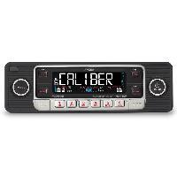 Car Audio RCD110B - Autoradio CDMP3USBSD Caliber