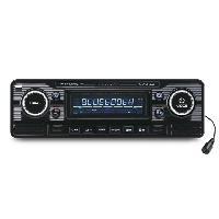 Car Audio RMD120BT-B - Autoradio USB SD Bluetooth Pas de CD - noir Caliber