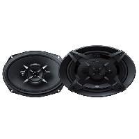 Car Audio SONY XS-FB6930 Haut-parleurs voiture 3 voies 16x24cm 450W