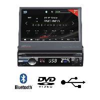 Car Audio TAKARA CDV1877BT Autoradio 7 Bluetooth Multimédia