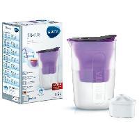 Carafe Filtrante BRITA Carafe filtrante FUN Violet + 1 Cartouche de rechange