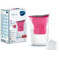 Carafe Filtrante Carafe filtrante Fun 1.5 L + 1 cartouche Maxtra+ rose