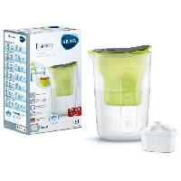 Carafe Filtrante Carafe filtrante Fun 1.5 L + 1 cartouche Maxtra+ vert