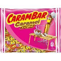 Caramels - Pastilles CARAMBAR Caramels aromatises l'Original - 320 g