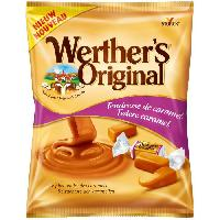 Caramels - Pastilles Caramels tendres - 158 g