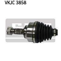 Cardan Kit Transmission cardan VKJC 3858