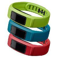 Cardiofrequencemetre - Accessoire - Piece Detachee Pack 3 Bracelets Vivofit 2 Active