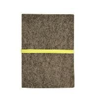 Carnet De Notes - Carnet De Bord Carnet de notes - Format 15x21 cm - Couverture en feutrine