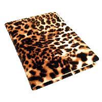 Carnet De Notes - Carnet De Bord Carnet de notes Leopard - Format 11x15 cm - 144 pages - Ivoire