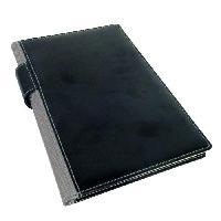 Carnet De Notes - Carnet De Bord Carnet de notes Organiz Noir - 15 x 22 cm