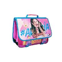 Cartable SOY LUNA Cartable 1 compartiment - Primaire - Fille - 41 cm - rose - Generique
