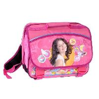 Cartable SOY LUNA cartable 2 compartiments - Primaire - fille - Rose - 38 cm - Generique