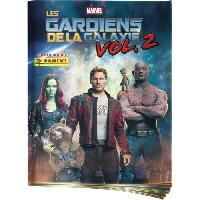 Carte A Collectionner - Accessoires Album Les Gardiens de la Galaxie 2