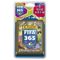 Carte A Collectionner - Accessoires FIFA 365 2018 Blister 8 pochettes