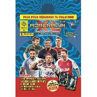 Carte A Collectionner - Accessoires FOOT ADRENALYN 2018-2019 Starter pack