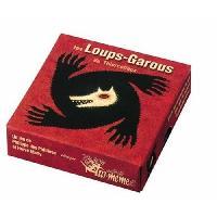 Carte A Collectionner - Accessoires Loups Garous Thiercelieux - Jeu de Societe