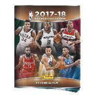 Carte A Collectionner - Accessoires NBA 2017-2018 Album